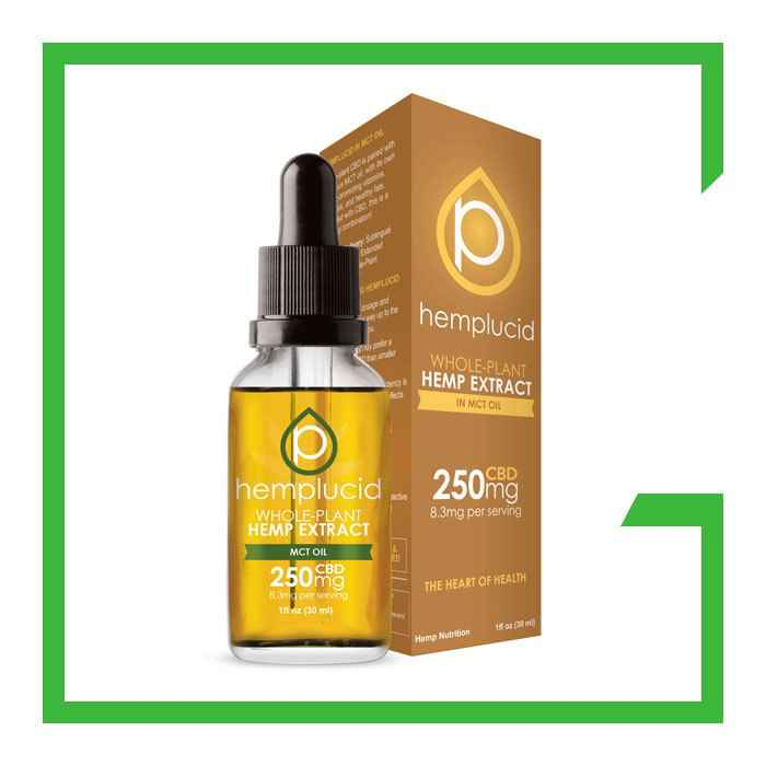 Full-Spectrum CBD Oil | Hemp Flower