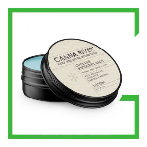 cooling recovery balm