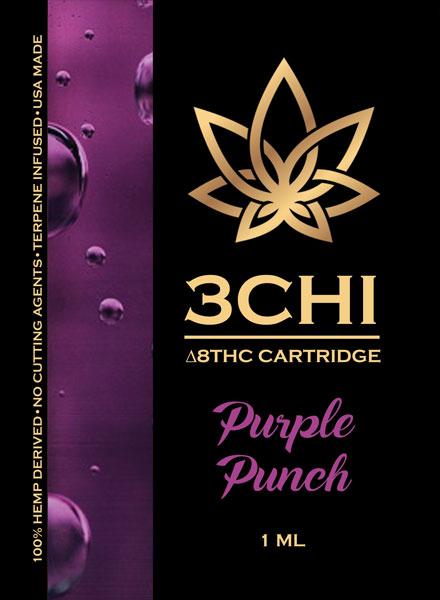 Purple Punch Delta 8 THC