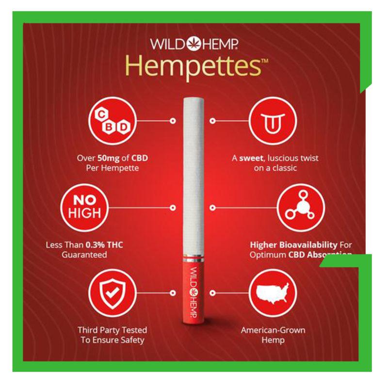 hempettes sweet